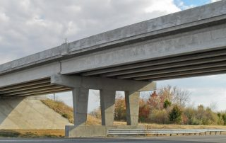 Morgan Avenue Over I-57 Bridge