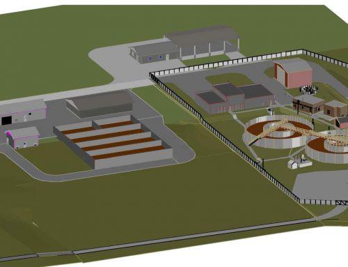 Lebanon Wastewater Treatment Plant