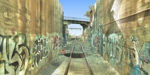 3D Laser Scanning - Rail Infrastructure Mapping Services