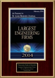 Awards - TWM, Inc. - Largest Engineering Firms