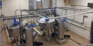 Stookey Township Wastewater Treatment Plant - Infrastructure - TWM, Inc.