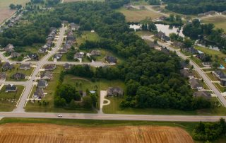 Residential Development Engineering Services for Braeswood Estates