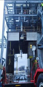 Rail Loadout and Bulk Weigher - Industrial Engineering - TWM, Inc.