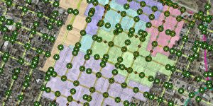 Sewer System GIS Mapping Services - GIS Mapping - Long-Term / Continuing Services - City of St. Charles Sewer GIS & Analysis