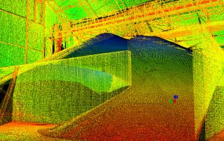 Grain Facility 3D Reality Capture - TWM, Inc.