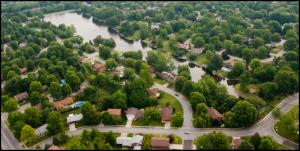 Lake & Dam - Residential Development - TWM, Inc.