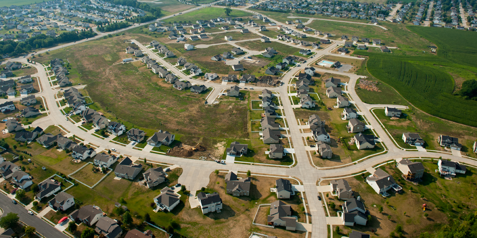Residential Development Civil Site Design for Greystone Estates