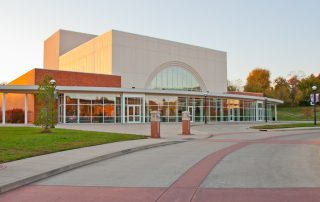 Engineering for Education and Higher Education - Higher Education Building Design for McKendree University