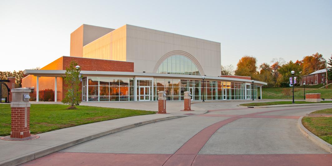 Civil Engineering - Higher Education Building Design for McKendree University