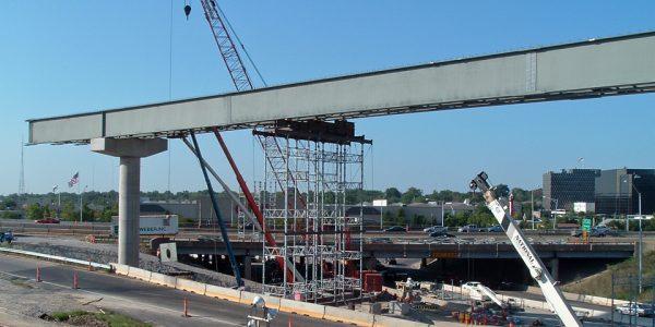 Bridge Design and Engineering - I-64 / I-170 Flyover Ramp Design