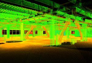 Industrial 3D Laser Scanning