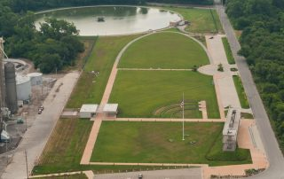 Civil Engineering - Recreational Park Development - Parks and Recreation Design Consultants for Malcolm Martin Memorial