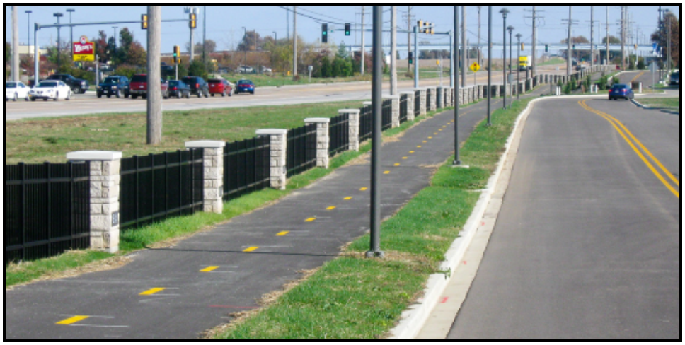 SWIC / St. Clair County Transit District Trail Designs - Engineering for Higher Education - TWM, Inc.