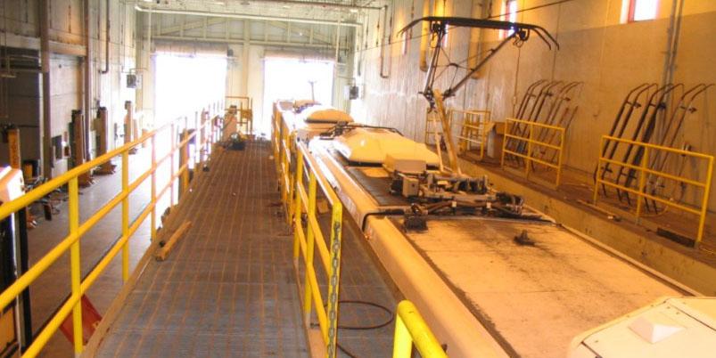 Overhead Platform Engineering Services - Industrial Engineering - TWM, Inc. - MetroLink Overhead Platform Services