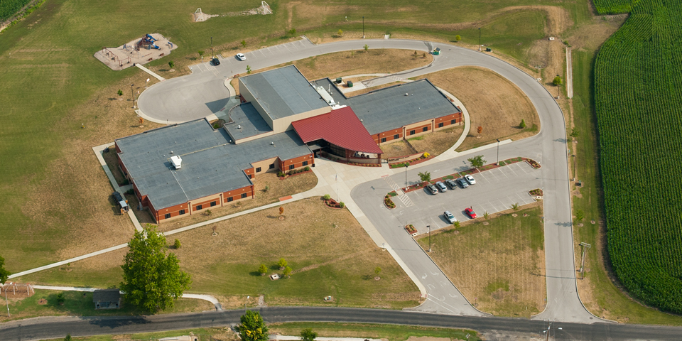 Millstadt Primary Center - K-12 Education - Primary Center Building Designs