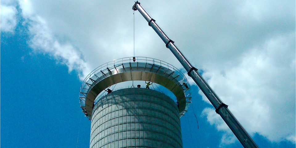 Civil Engineering for Water Resources - Elevated Water Tank Design