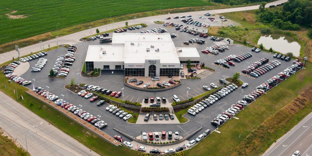Commercial Land Development - TWM, Inc. - Commercial Civil Engineering Services