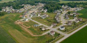 Residential Development - TWM, Inc. - Civil Engineering Residential Development for the Parcs at Arbor Green