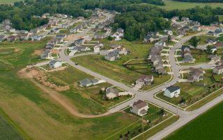 Residential Development - TWM, Inc. - Civil Engineering Residential Development for the Parcs at Arbor Green