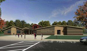 Federal & Military - Pierce Terrace School Design-Build