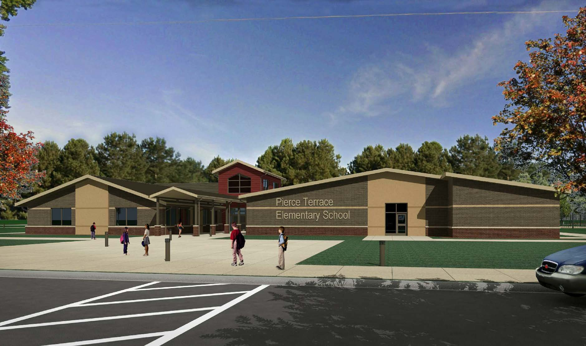 Federal & Military - Pierce Terrace School Design-Build