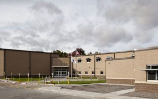 Pinckneyville High School - K-12 Education - High School Civil Site Design