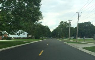 Pavement Management - TWM, Inc. - Road Engineering Design Services for Poplar Street