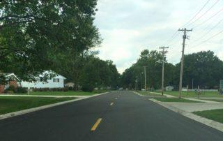 Pavement Management - TWM, Inc. - Road Engineering Design Services for Poplar Street