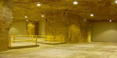 Business Park Planning - Rock City Underground Business Park - Rock City - Office Parks