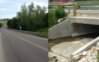 Roadway Design - TWM, Inc. - Roadway Engineering Services for Route Y Improvements