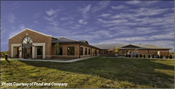 Topographic Survey and Construction Staking Project- Federal & Military - TWM, Inc. - SAFB Child Development Center