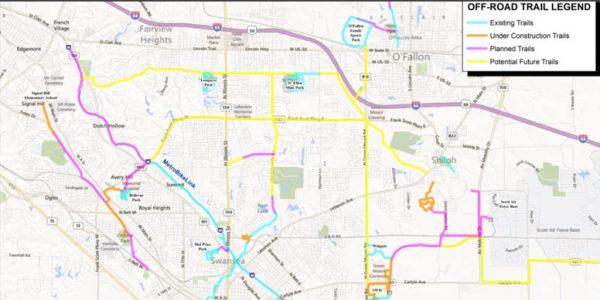 GIS Mapping Services - St. Clair County Transit District GIS Mapping