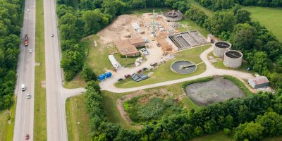 Stookey Township Wastewater Treatment Plant - Civil Engineering for Water/Wastewater - TWM, Inc.