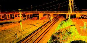 3D Laser Scanning & Railway Engineering - TWM, Inc.