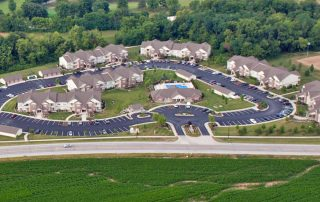 Residential Development - Multi-Family Apartments and Condominiums - Multifamily Housing Design for Tamarack Woods Apartments