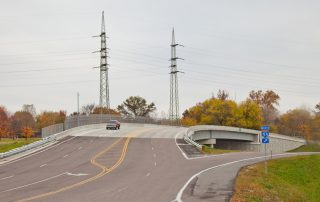 Bridge Engineering - Union Road Over I-55 Bridge Engineering