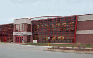 Engineering for Education and Higher Education - TWM, Inc. - Higher Education Design Services for SIUE Vadalabene Center