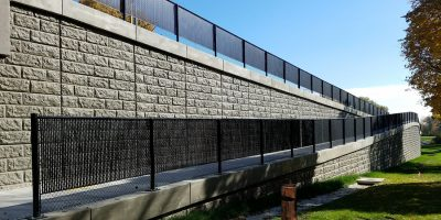 McKinley Realignment Retaining Walls - Engineering - TWM, Inc.