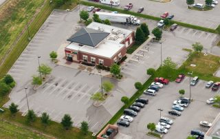 Commercial Development Design - Retail Development - TWM, Inc. - 54th St Grill - Green Mount Crossing
