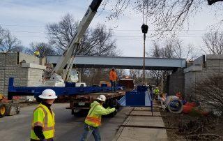 McKinley Realignment Bridge Design