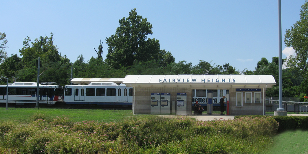 Fairview Heights MetroLink Study - Multi-Modal Engineering - Top Transportation Engineering Firm - MetroLink Study