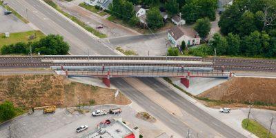 Who We Serve - MetroBikeLink Bridge Over 159