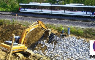 MetroLink Slope Stabilization Project
