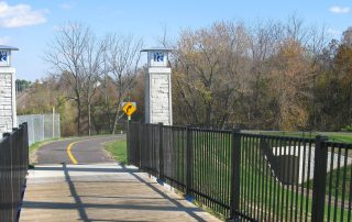 Trail Design Services and Enhancements to Local College