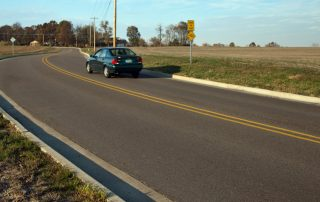 Road and Highway Design for Seibert Road Reconstruction - Transportation