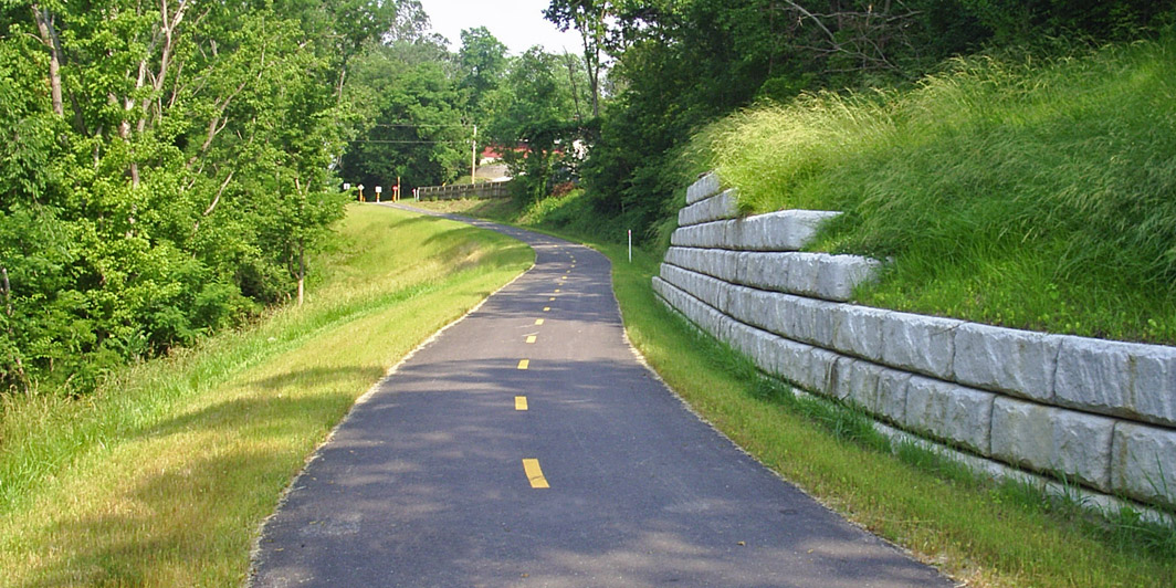 Civil Engineering - Watershed Trail in Madison County