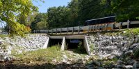 Civil Engineering - Bridge Replacement Land Surveying Services