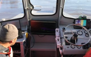 Hydrographic Surveys for the US Army Corps of Engineers