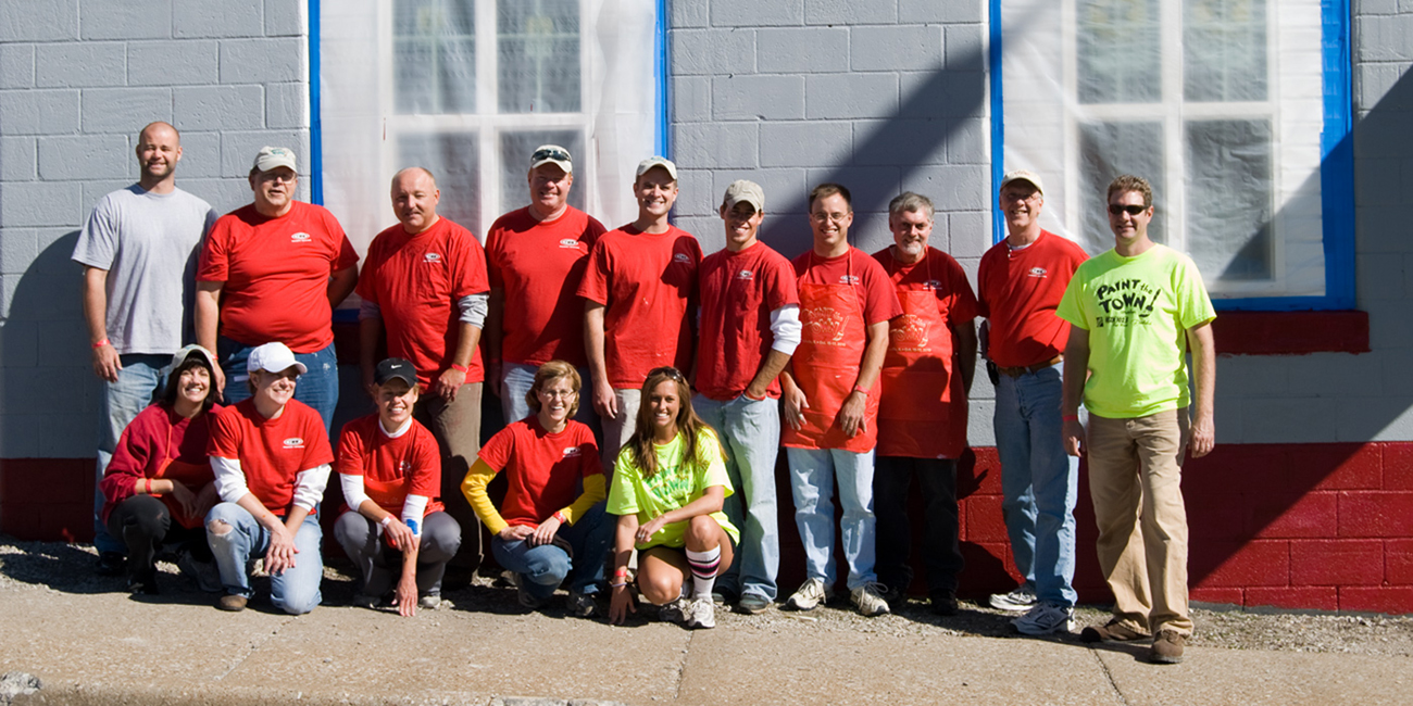 Community Involvement - TWM, Inc.