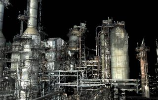 3d engineering services - Phillips 66 Industrial 3D Laser Scanning Project